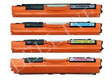4 Toner per HP CF350A CF351A CF352A CF353A LaserJet Pro MFP M176n MFP M177fw