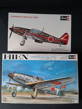 ,Revell 1/32  Kawasaki Ki-61-I Kai Hein OOP+ MDC detailled up & decals