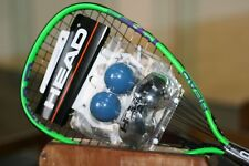 Head Mx Hurricane Racquetball Pack with Eyewear and Racquetballs