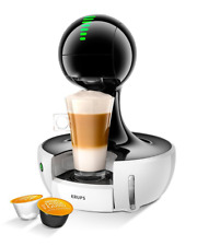 Krups NESCAFE DOLCE GUSTO Drop Touch MacHine à Café-Blanc