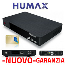 Decoder Humax 6800S Tivumax PRO HD Digitale e Satellitare certificato Tivusat