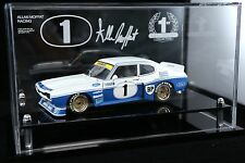ALLAN MOFFAT FORD CAPRI RS 3100 PERSPEX ACRYLIC DISPLAY CASE (CAR NOT INCLUDED)