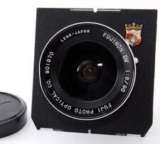 Exc+ Fuji Fujinon SW 90mm f/8 Lens Large Format SEIKO Shutter w/Wista Board