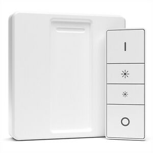 IYOKI Philips Hue Light Switch Cover Single Philips Hue Dimmer Switch (1-Pack)