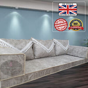 Arabic majlis floor sofa seating,floor cushions,bohemian furniture / SHI_FS375