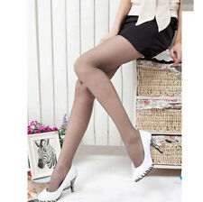 Sexy Semi Sheer Full Foot Women Thin Tights Pantyhose