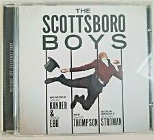 Kander & Ebb The Scottsboro Boys (Original Broadway Cast) CD *Very Good*