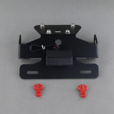 Rear Tail Tidy/Fender Eliminator Black For Kawasaki Ninja 250R 300R Z 250 Z 300