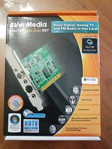 AverMedia AverTV PCI tuner card