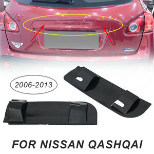 2x Tailgate Door Handle Cover Repair Snapped Clips For Nissan Dualis J10 ST/STL