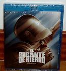 EL GIGANTE DE HIERRO-THE IRON GIANT-BLU-RAY-NUEVO-NEW-PRECINTADO-SEALED-ACCION