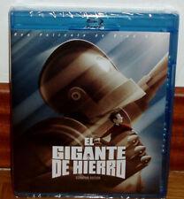 EL GIGANTE DE HIERRO BLU-RAY NUEVO PRECINTADO ACCION AVENTURAS (SIN ABRIR) R2