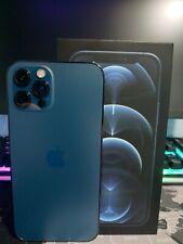 iPhone 12 Pro - 6/128gb - Blue Pacifico - 99% di batteria e 2 anni di Apple Care
