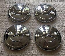 Mercedes Benz W113 230 250 SL Pagoda Hub Caps Wheel Trims Pagode
