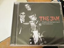 THE JAM - THAT'S ENTERTAINMENT - THE COLLECTION - NEW CD!!