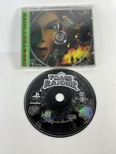 ORIGINAL TOMB RAIDER (PlayStation 1, PS1) MISSING BOOKLET PS2 PS3 Video Game