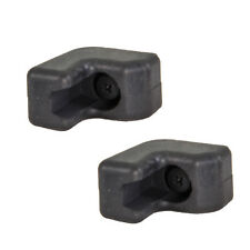 OEM NEW 97-16 Ford Super Duty F150 Mark LT TWO Upper Tailgate Bumper Bushings