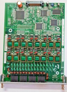 NEC SV9100 GCD-16DLCA  16 Port Digital extension card, 1year w/ty. Tax inv