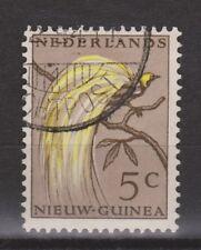 Indonesia Nederlands Nieuw New Guinea 26 CANCEL LUCHTPOST 1954 Paradijsvogels