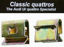 FRONT & REAR BUMPER SKIRT FIXING CLAMP ,AUDI UR QUATTRO TURBO COUPE/ 100