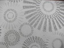Wachsplatten, Verzierwachs, Wachsplatte mit Struktur, weiß-silber
