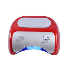 Professional 48W CCFL LED UV Lamp Light Nail Dryer For Gel Polish Curing