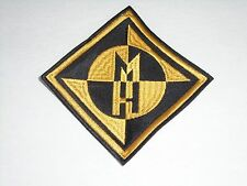 MACHINE HEAD EMBROIDERED PATCH