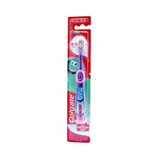 Colgate Smiles 4-6 Years Children's Toothbrush
