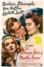 The Strange Love of Martha Ivers 1946 Barbara Stanwyck Film-Noir Drama DVD