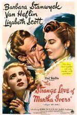 The Strange Love of Martha Ivers 1946 Barbara Stanwyck Film-Noir Drama DVD