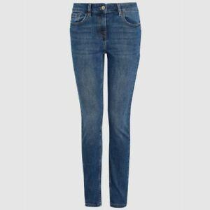 Ladies Next Skinny Jeans Blue Sizes 6 - 18 B107