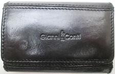 -AUTHENTIQUE porte-clé  GIANNI CONTI cuir    TBEG vintage