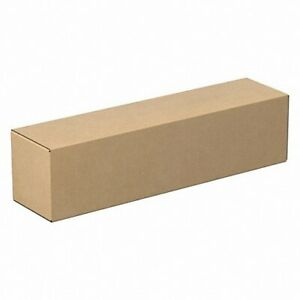 """25PK, 24x6x6"""" BOXES, SHIPPING PACKING MAILING, MOVING, CORRUGATED CARTON 32 ECT"""
