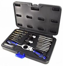 Astro Pneumatic 7581 Metric Automotive Drill & Tap Set