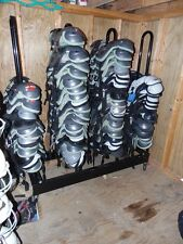 Used Youth Football Shoulder Pads  Wt. 115-140lbs Chest Size 34-36