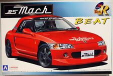 1991 Honda Beat RS Mach JDM 1:24 Aoshima 041710