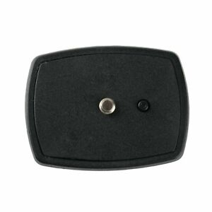 Zomei Q111 Removable Quick Release Plate QR Fast Loading Pan Head with 1/4 screw