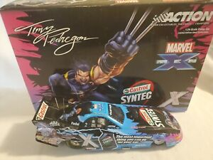 Action TONY PEDREGON Castrol Marvel X-Men 1:24 2003 Mustang Funny Car Diecast