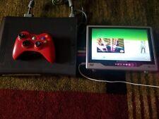 Microsoft Xbox 360 120 GB Console, 3 Games, Controller & Turtle Beach Headphone