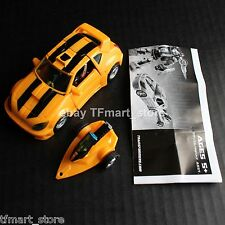 Transformers RTS Deluxe Class Classics Bumblebee w/ Trailer/Jetpack Generations