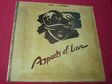 Aspects of Love OST RARE SOUTH AFRICAN  LP