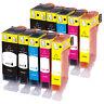 10 Pk New PGI-220 CLI-221 Ink For Canon PIXMA MX860 PIXMA MX870