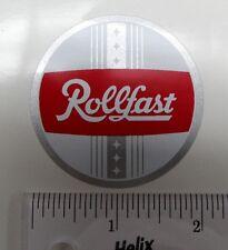 "Rollfast bicycle ""circle"" badge"
