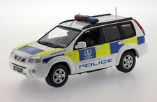 Jcollection 1:43 JC221 Nissan X-Trail 2008 Royal Barbados Police Force NEW