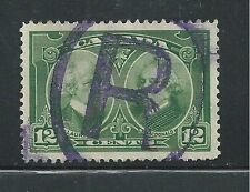 CANADA # 147 Used LAURIER & MACDONALD (5165)