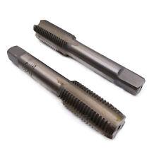 US Stock HSS 14mmx1.5 Metric Taper & Plug Tap Right Hand Thread M14x1.5mm Pitch