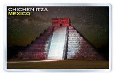 CHICHEN ITZA MEXICO MOD3 FRIDGE MAGNET SOUVENIR IMAN NEVERA