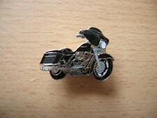 Pin Harley Davidson Street Glide / StreetGlide schwarz black 1143 Motorrad Moto