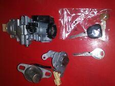 Genuine OEM 2004-2008 Mazda RX8 Ignition Set Door Trunk Lock Key Set