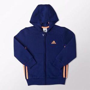 adidas essentials kids training hoodie 2yr-10yr